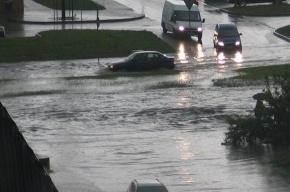Потоп в Варшаве: под воду ушли станции метро и главные улицы
