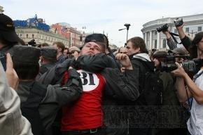 «Несогласными» в Москве займется Угрозыск