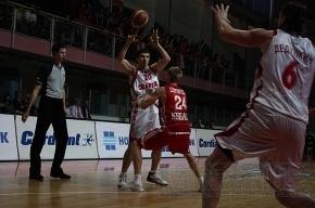 «Спартак» занял шестое место в Суперлиге