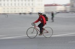 Велосипедистам разрешат ездить не только по крайней полосе
