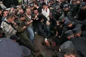 31 мая: Петербург митингующий (фото, видео)