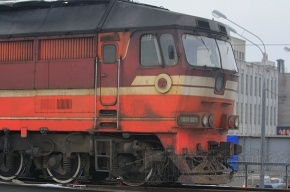 Под Нижним Новгородом встали 16 поездов