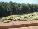 Участок КАД от Таллиннского до Бронки откроют в октябре: Фоторепортаж