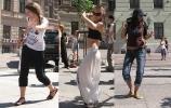 Фоторепортаж: «Танцевальный марафон на Малой Конюшенной»