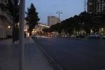 Вечерний Баку: Фоторепортаж