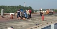 Фоторепортаж: «Участок КАД от Таллиннского до Бронки откроют в октябре»