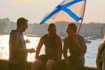Моряки – красавцы!: Фоторепортаж