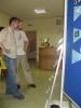 На Литейном открылся уличный читальный зал: Фоторепортаж