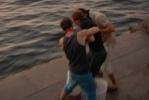 Фоторепортаж: «Молодого человека замуровали и пытались утопить»