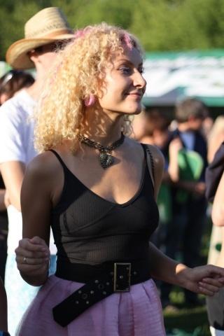 Pink выступила в Петербурге: Фото