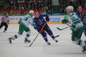 Алексей Яшин остается в СКА минимум на год