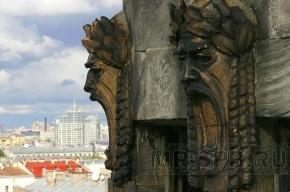 Сегодня в Петербурге осадков не будет