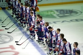 Матч звезд КХЛ пройдет в Петербурге