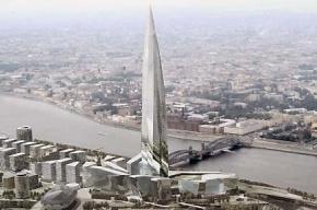 Руководители «Охта-центра» привели ЮНЕСКО доводы за строительство