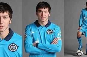Зенитовец Ионов сыграет за сборную России на своем поле