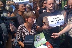 Владимир Кашин: «Произошедшее ночью в Химкинском лесу - безобразие»