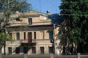 На канале Грибоедова не проехать: упало дерево