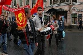 Петербургские коммунисты встанут на защиту «батьки Лукашенко»