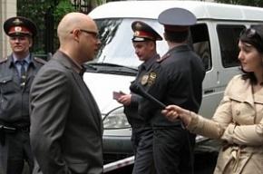 Милиция вместо хулиганствующих молодчиков задержала экологов