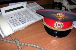 В Петербурге задержан милицейский начальник