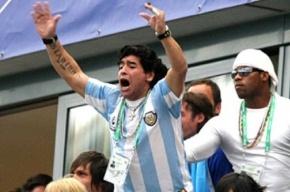 Диего Марадона: Они меня предали!