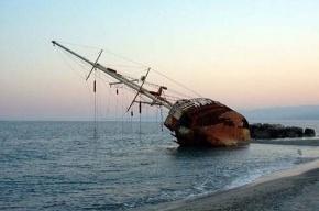 Три турка приплыли в Россию за пивом на спасательных кругах