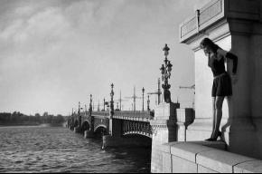 «Ангел А» попался на Троицком мосту