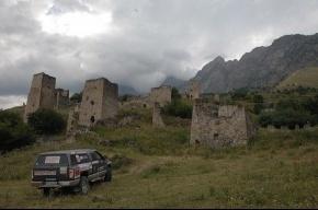 Народная этнография: Родовые башни