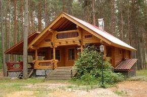 Домик в финской деревне