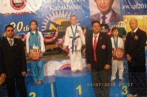 На международном турнире по тхэквондо победили петербургские школьники