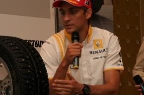 Виталий Петров: «В России может быть построена гоночная трасса Формулы-1»