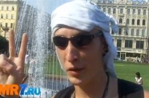 Хорошие новости: Сергей искупался в фонтане