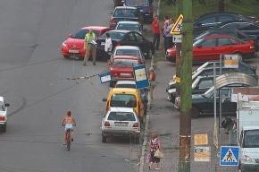Очередной «шумахер» устроил ДТП на улице Уточкина