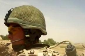 «Добро пожаловать в ад!». Шокирующее видео с линии фронта в Афганистане
