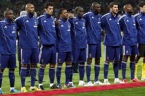 Федерация футбола Франции дисквалифицировала всех футболистов