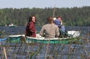Советник спикера Миронова «выкупала людей» на Нахимовском озере