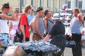 Петербург отмечает День ВМФ