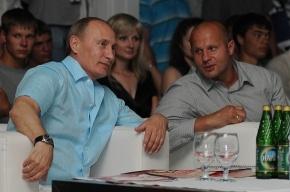 Путин посмотрел на кровавый спорт