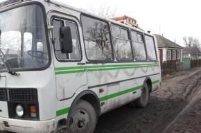 «Жигули» врезались в автобус. Водитель и пассажиры ВАЗа погибли