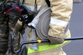 Два пожарных погибли при тушении центра Грабаря