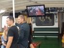 Фоторепортаж: «Пассажирский паром Рипербан, где играли Битлз и Роллинг Стоунз, теперь в Петербурге»
