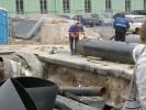 Петербург готовится к зиме «умными трубами»: Фоторепортаж