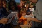 Защитники Химкинского леса собрались в Петербурге: Фоторепортаж