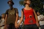 Фоторепортаж: «Защитники Химкинского леса собрались в Петербурге»