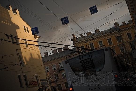 Тёмная пятница в одном очень большом городе: Фото