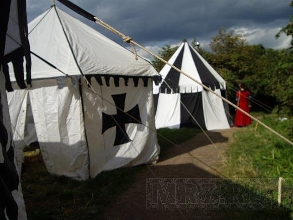 Выборг принимал рыцарей со всей России: Фото