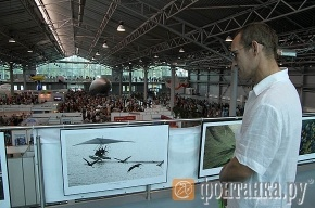 В «Ленэкспо» завершился Международный салон гражданской авиации