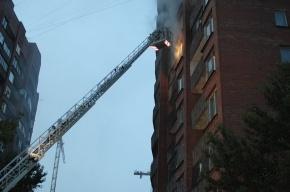 В Петербурге двое погибли при пожаре