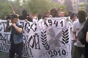 На рок-фестивале задержаны 70 антифашистов