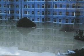 В Китае дожди, гибнут люди
